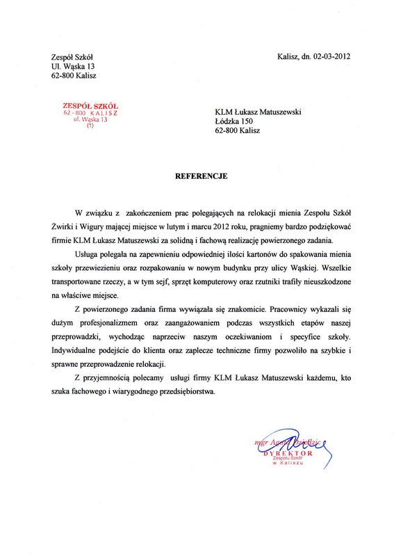 Zespół Szkół Kalisz